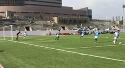 世大運足球決賽場地 預計3月完工