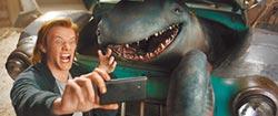 童星熬出頭 配角終挑梁 盧卡斯《怪獸卡車》飆速
