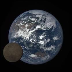 月球形成新推論  地球遭多次撞擊結果