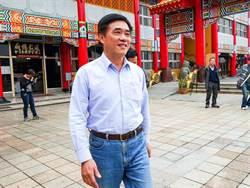 韓國瑜參選主席 郝:兄弟登山各自努力