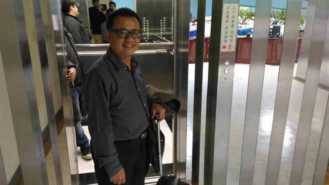 賴坤成內定接任北農總經理,現傳出現勁敵。(王超群攝)