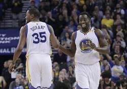 NBA》卓雷蒙格林:個人數據不重要 只在乎球隊勝負