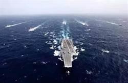 有片 遼寧艦在台海展現戰力