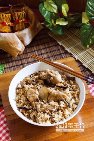 食器安全-《金雞報喜》麻油雞飯
