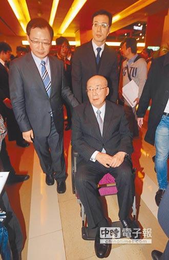 國民黨主席選戰 5強爭霸 吳伯雄籲放下「小我的盤算」