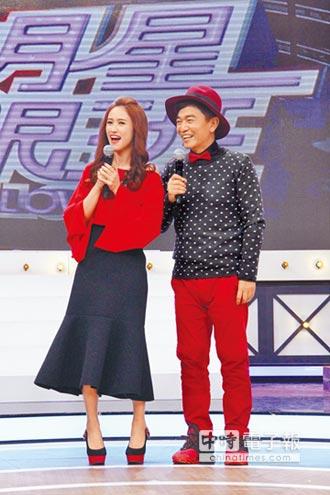 《小明星大跟班》收視霸主 沈玉琳小鐘助攻 爆料吳宗憲正妹控