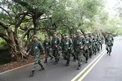 後備戰士試辦 53歲士官長返營服役