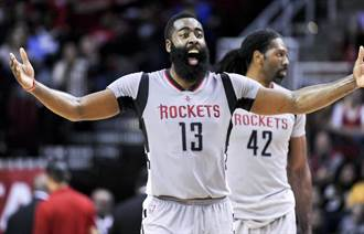 NBA》一千分五百助攻 哈登史上第二快