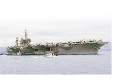 遼寧艦過台海比照美 無須誇大