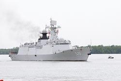 054A護衛艦下餃子 8年23艘服役