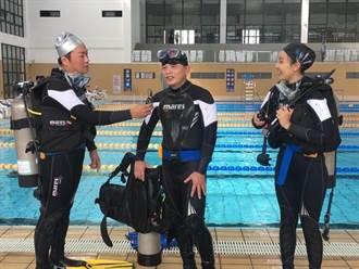 夢想大學堂開赴鷺城 廈門大學裡爬樹潛水 張克帆挑戰體能極限