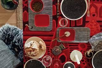 年節紅吱吱添喜氣!品味新春開運居家就要這樣佈置