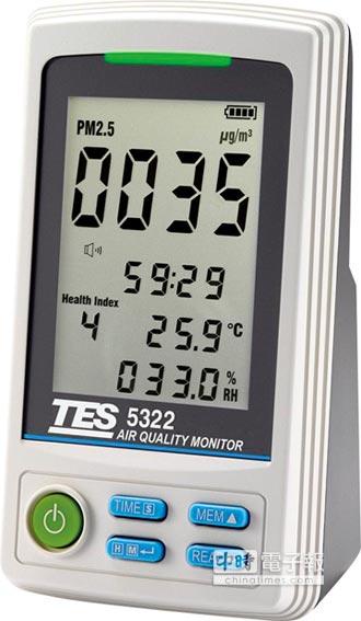 泰仕空氣品質監測器 平價