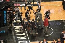 世大運熊讚前進美國 NBA 籃網首次臺灣登場