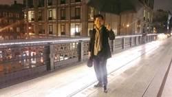 台中綠空鐵道國際化 擬請照明大師周鍊操刀