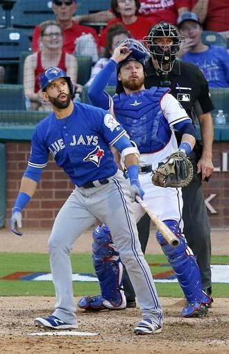 MLB》包提斯塔沒虧 5.7億短約留藍鳥