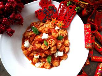 義式餐廳也飄濃濃年味 JAMIE'S ITALIAN特別套餐喜迎金雞年