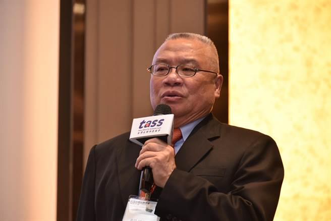TASS籌備委員會主任委員賴樹鑫表示,TASS成立之後,將制定「永續供應」標準。(圖/日月光提供)