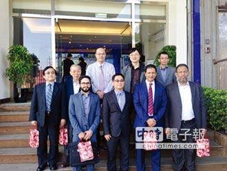 中東尿素供應商 參訪諾瓦科技