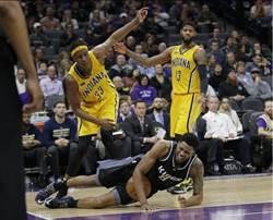 NBA》國王隊蓋伊受傷 本季報銷