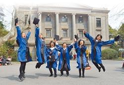 陸博士畢業流向 返校任職居多