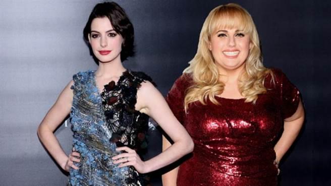 安海瑟薇、胖艾美将携手主演《Nasty Women》全是女骗子