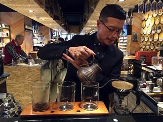吳若權代言咖啡有成  考取4張專業證照
