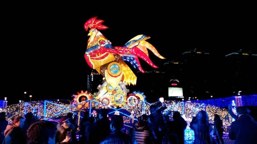 201第七屆臺灣江蘇燈會今晚常州開燈。(台旅會提供)