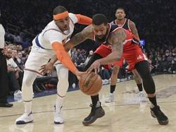 NBA》尼克輸得冤! 巫師助教作弊挨罰