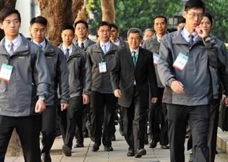 陳建仁:年金會議聚焦搶救危機、再造制度