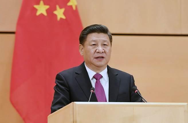 大陸國家主席習近平。(圖/新華社資料照)