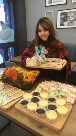 牛樟芝集團二代創新研發牛樟芝甜點 搶食年節送禮商機