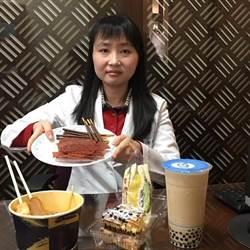國中女師愛團購美食 7年體重飆升20公斤