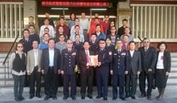 员警春安执勤 台南市警友会、市议员接力慰劳