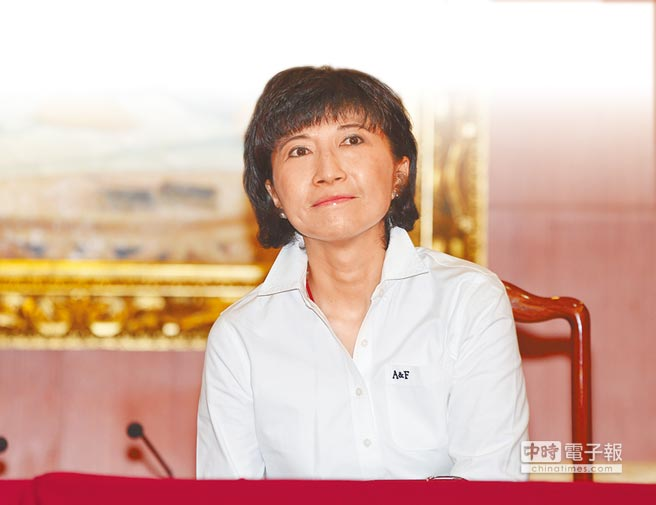 曾任5屆台北市議員的陳玉梅昨上午因乳癌病逝,享年50歲。(本報資料照片)