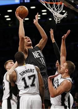 NBA今日(24日)戰果