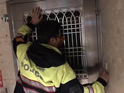 警撞門攔婦被騙  歹徒罵三字經掛電話