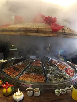 台灣農家菜餐廳 端出台灣第一大蒸籠