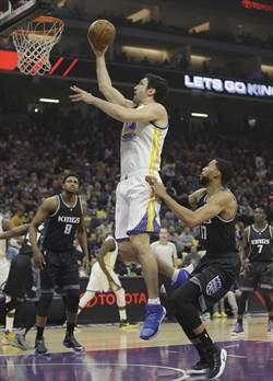 NBA》肘擊韋少 勇士惡漢:我是故意的