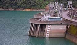 翡翠水庫蓄水率八成七 今年5月底前供水無虞