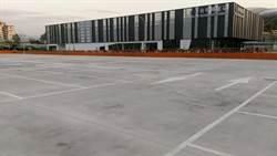 因應春節 中市交通局提供舊建國市場臨時停車場