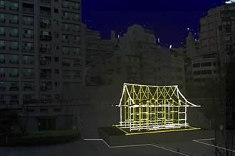 光之古蹟再現的時空之旅 2017臺北燈節亮點 重現西本願寺