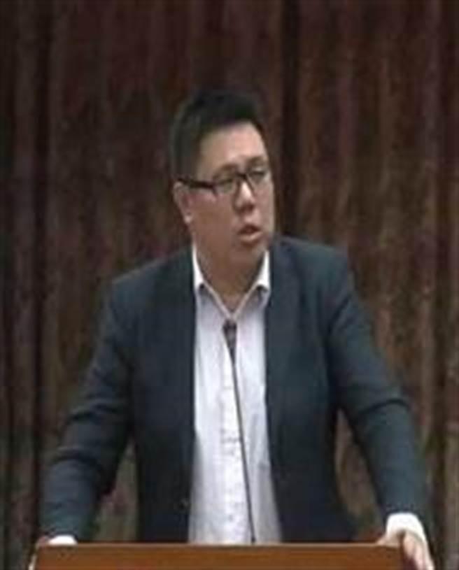新任原民會主委陳士章。(台北市政府提供)