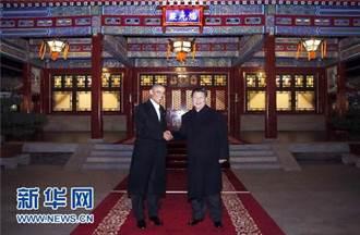 中國領導人的喝茶外交