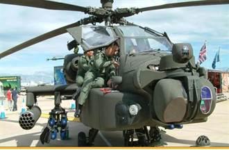 防北韓搶灘 南韓部署36架阿帕奇直升機