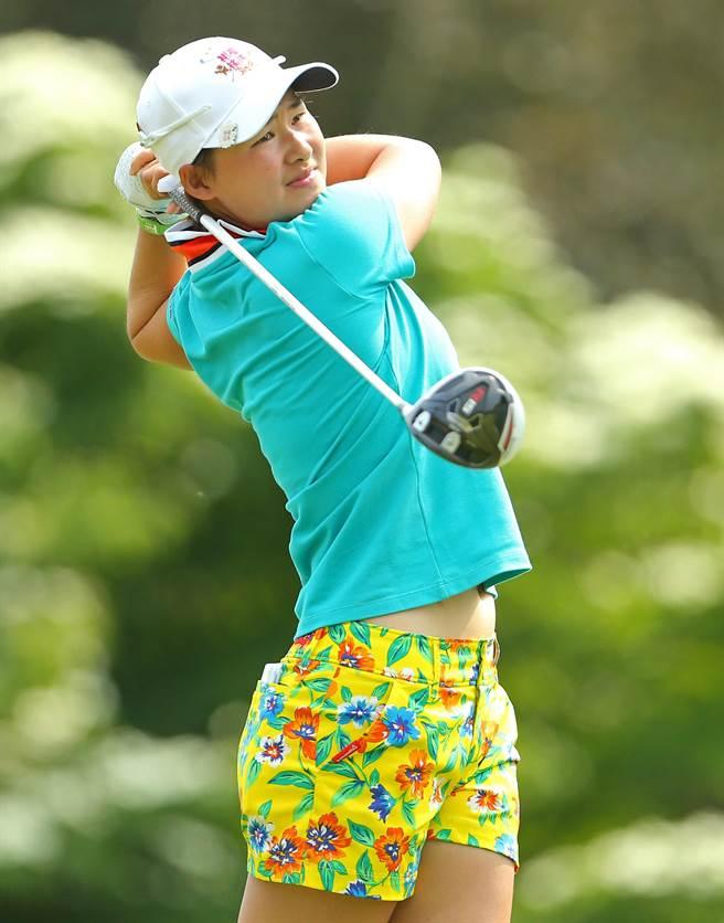 李旻帶著近3個月贏得台巡2冠返回LPGA,表現備受期待。(TLPGA資料照)