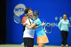 WTA台灣賽》雙打捷報 李亞軒扳倒第3種子 詹謹瑋晉級