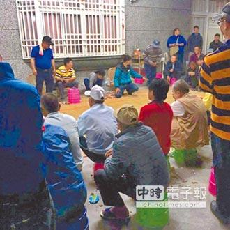 20多名賭客遭錄影PO網 兒住宅涉開賭場 議員:被栽贓