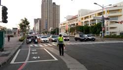 高巿過年5年來首度零死亡交通事故