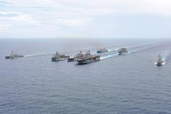 美智庫:應在南海設威懾艦隊制中